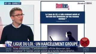 Ligue du LOL: de quoi est accusé ce groupe Facebook?