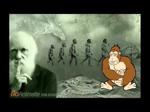 Charles Darwin's Theory of Evolution