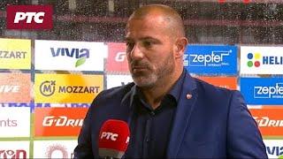 Izjava Stankovića nakon meča protiv Evrope