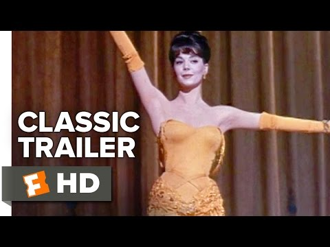 Gypsy (1962) Official Trailer - Rosalind Russell Movie