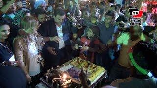 أنصار مبارك يحتفلون بعيد ميلاده الـ«٨٥»
