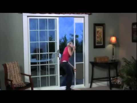 Video tutorial como instalar puertas para perros montables - Como poner una mosquitera ...
