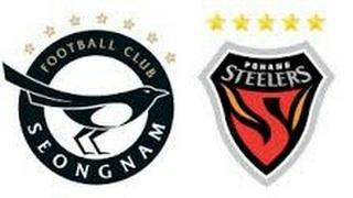 Seongnam FC vs Pohang Steelers