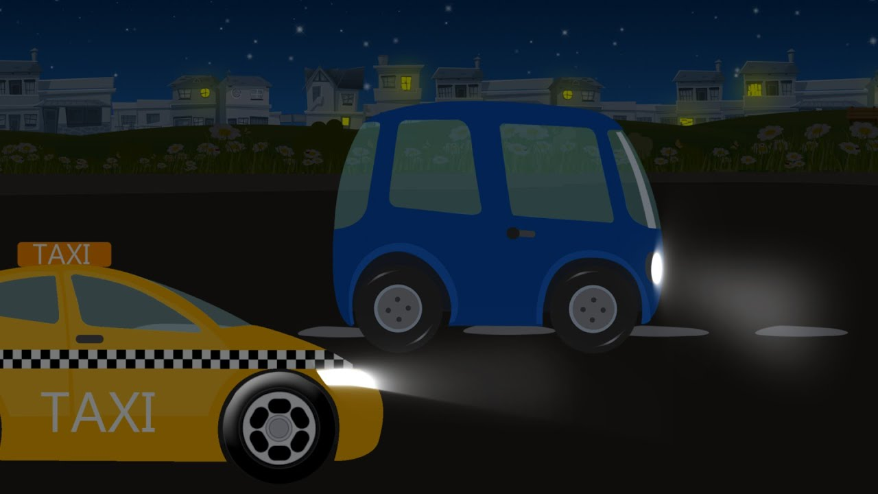 12 Car Garage van | car garage | toy video for children & preschoolers - youtube