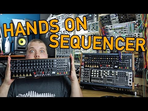 Hands on analog sequencing with the Generator from Analogue Solutions