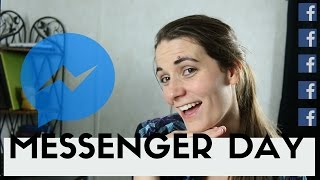 Facebook Messenger Day for Business