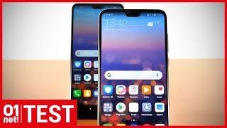 Test des Huawei P20 et P20 Pro : taillés pour affronter l'iPhone X