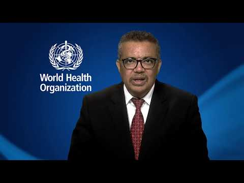WHO Director-General Dr Tedros message for World Health Day