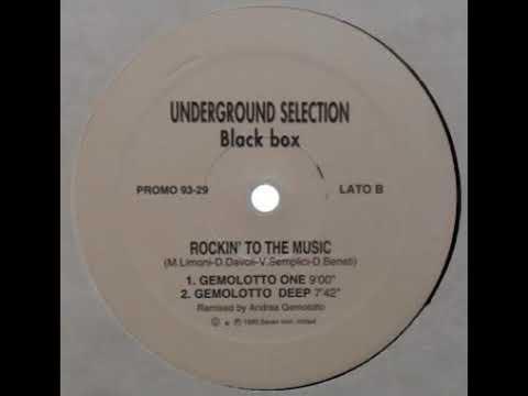 Black Box -  Rockin' To The Music (Gemolotto One)