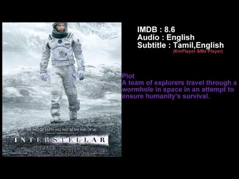 Christopher Nolan Movie Collection   Tamil Dubbed
