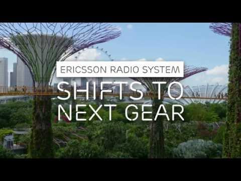 Ericsson Radio System shifts to next gear: World's first 5G NR radio