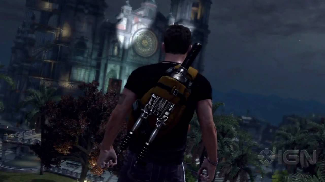 Infamous 2 Trailer - E3 2010 (First Footage) - YouTube