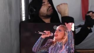Lady Gaga's FULL Pepsi Zero Sugar Super Bowl LI Halftime Show   NFL REACTION!!!