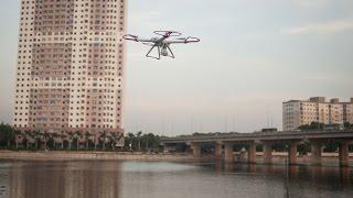 tinhtevn - video full-hd quay boi xiaomi drone
