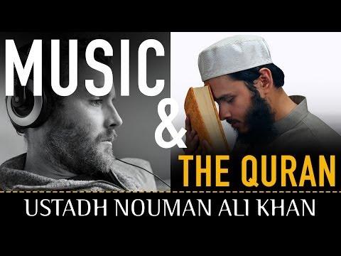 Music & The Quran ᴴᴰ ┇ Amazing Reminder ┇ by Ustadh Nouman Ali Khan ┇ TDR Production ┇