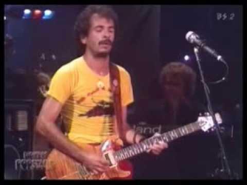 Santana  Europa  1982