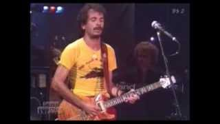 Santana - Europa - 1982