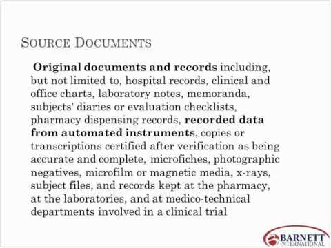 Electronic Source Data in Clinical Investigations: Navigating the Final FDA Guidance  Trailer