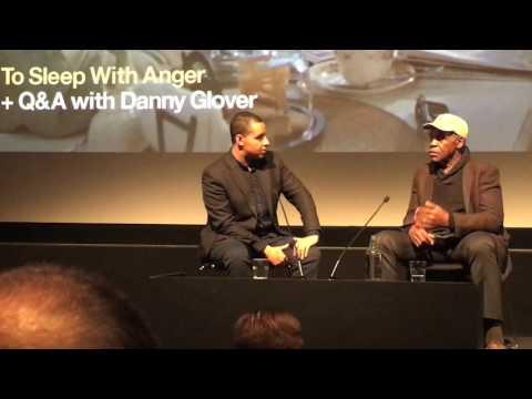 Danny Glover - Q&A BFI London Dec 2016.