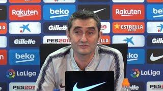 Valverde respalda a Suarez en sequía goleadora