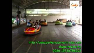 Used playground equipment rides bumper car for sale