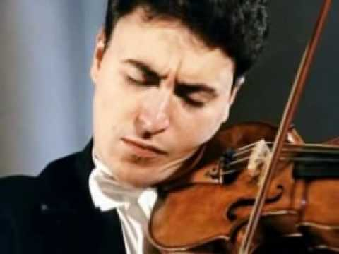Bruch: Vengerov - Masur - Violin Concerto part 1