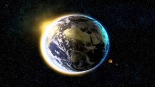 макет Земли
