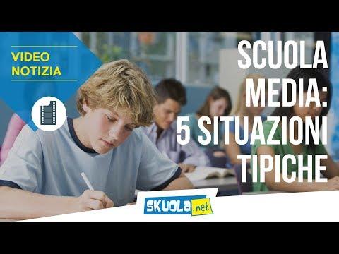 Scuola: 5 situazioni che vive lo studente delle medie