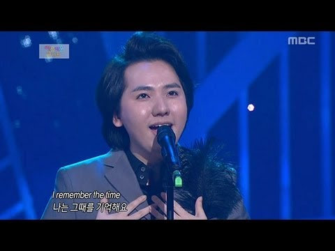 Lim Hyung-joo - Memory, 임형주 - 메모리, Beautiful Concert 20121224