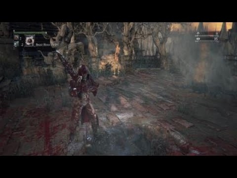 Bloodborne LONGEST PvP Online Fight. PS4 PRO BOOST MODE