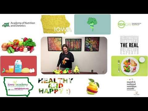 National Nutrition Month 2020 - Jen Ransom