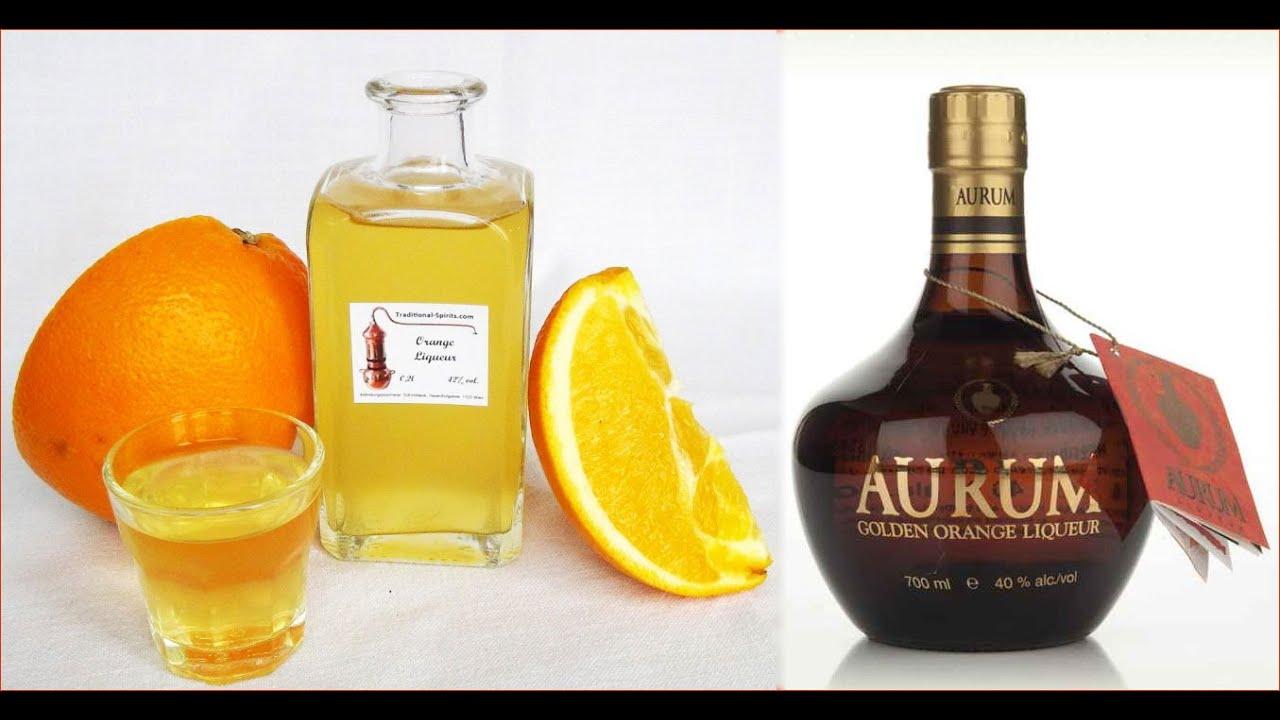 Как в домашних условиях приготовить апельсиновый ликер