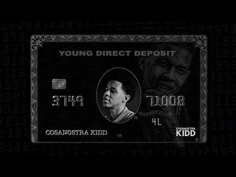 Cosa Nostra Kidd — YDD Intro I'm Back Prod  By Mario
