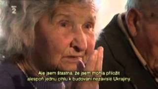 Banderovci - ukraina - dokument .CZ