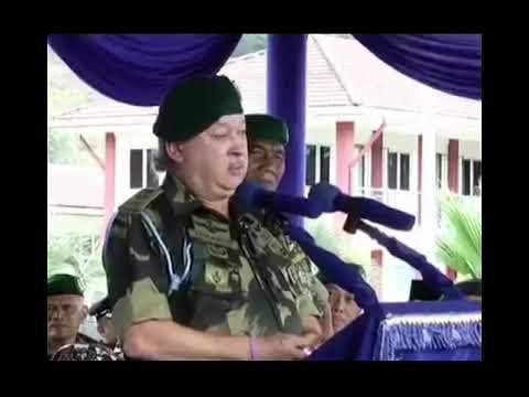 Sultan Johor sound direct depan menteri