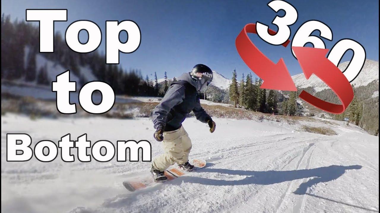 Keystone Opening Day 2020.Arapahoe Basin Ski Resort Opening Day 2019 2020 Season 360 View