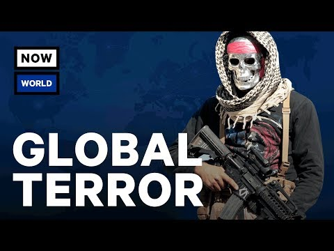 What Are The Most Terrorized Countries?   NowThis World