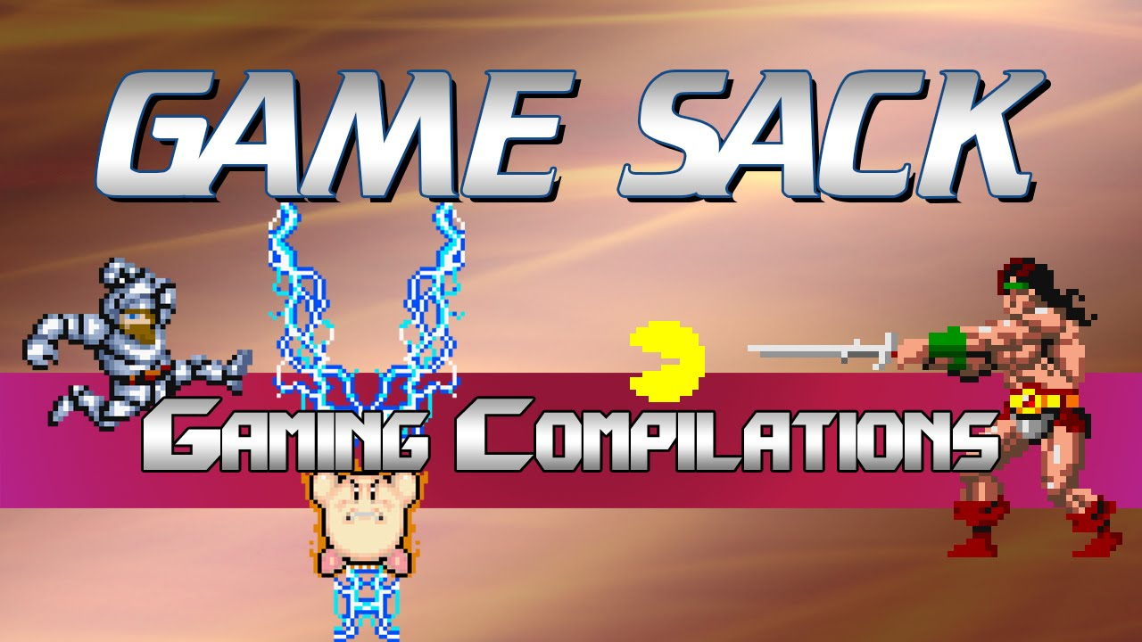 Gaming Compilations – Game Sack