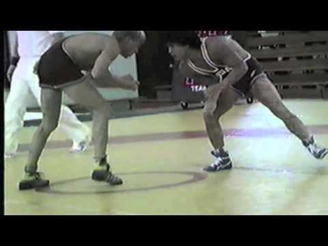 1988 Espoir World Cup: 52 kg Sergey Smal (USSR) vs. Erin Millsap (USA)