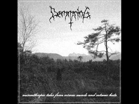 Demmring-Wo die Toten tanzen / Underground Black Metal