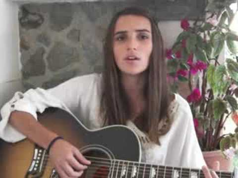 Ana Free sings Fleetwood Mac - Landslide
