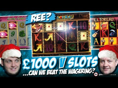 Boxing Day Slots  - Big Wins And Bonus Rounds Lets Wager !!