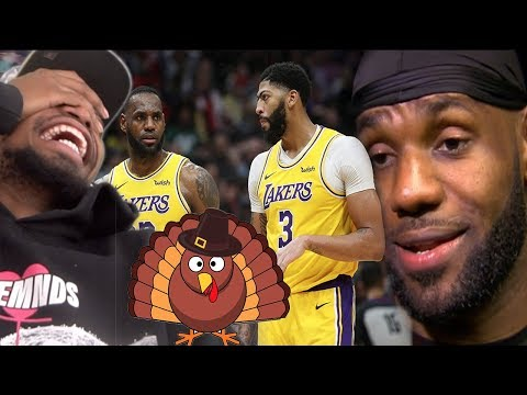 IM THANKFUL FOR MY KING! Los Angeles Lakers vs New Orleans Pelicans - Full Game Highlights