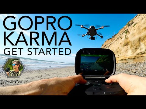 Gopro Karma Drone Tutorial How To Get Started