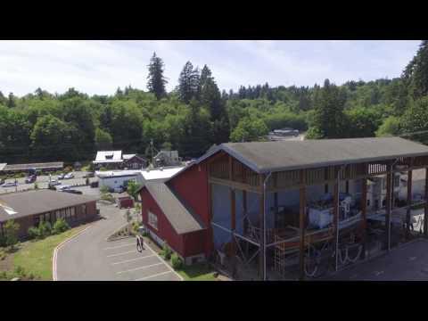 Washington State Drone Flying
