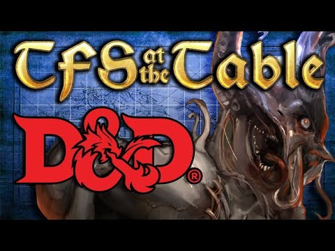 TFS At the Table: Chapter 1 FINALE Part 2: Into the Abyssal | Dungeons & Dragons | Team Four Star