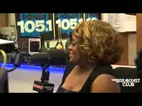 Sherri Shepherd Interview at The Breakfast Club Power 105 1 12 19 2014