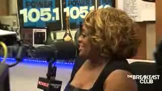 Sherri Shepherd Interview at The Breakfast Club Power 105 1 12 19 2014