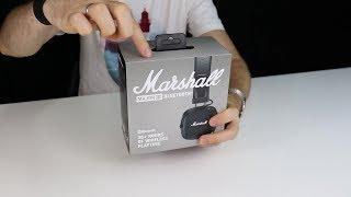 marshall Major III Bluetooth Как отличить подделку от оригинала