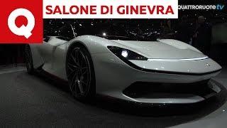 Pininfarina Battista, meglio di LaFerrari e P1? - Salone di Ginevra 2019 | Quattroruote